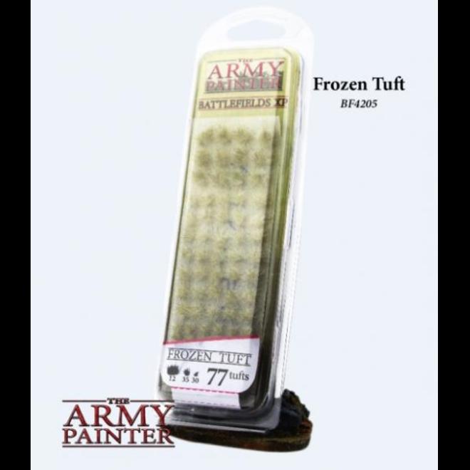 Model Basing - Frozen Tuft