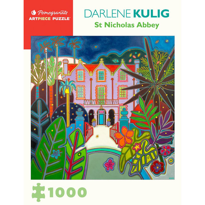 Darlene Kulig: St Nicholas Abbey - 1000 pcs
