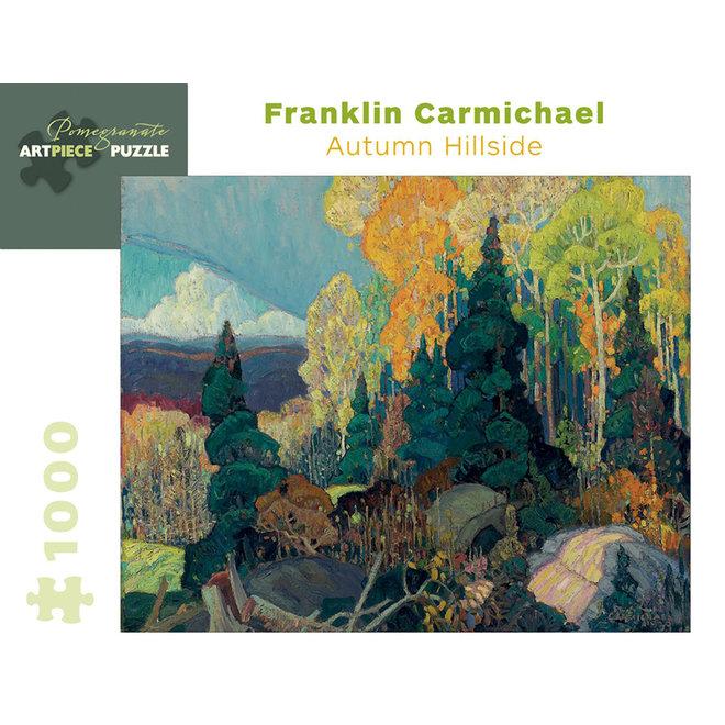 Franklin Carmichael: Autumn Hillside - 1000 pcs