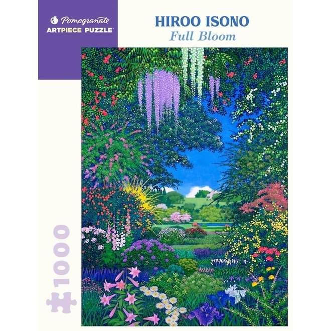 Hiroo Isono: Full Bloom - 1000 pcs