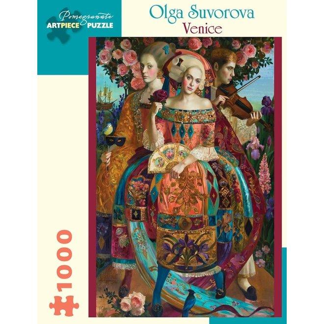 Olga Suvorova: Venice - 1000 pcs