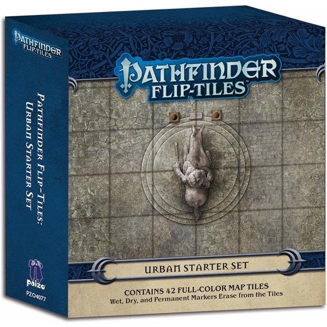 Pathfinder Flip-Tiles: Urban Starter Set