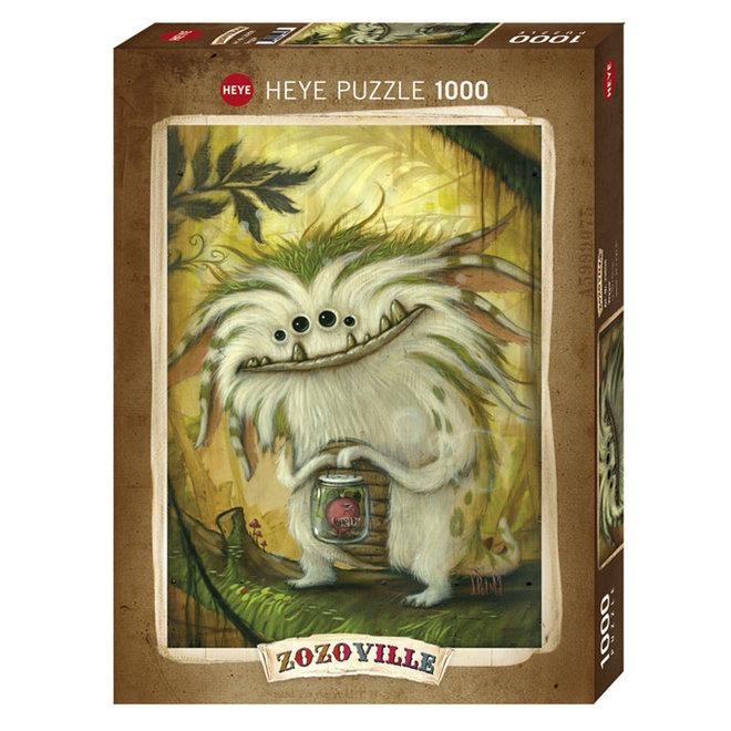 Zozoville: Veggie - 1000 pcs