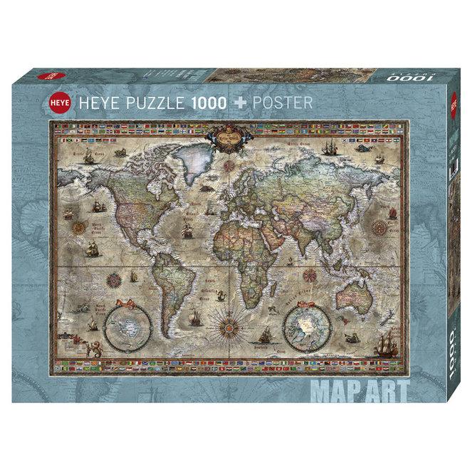 Rajko Zigic: Retro World - 1000 pcs