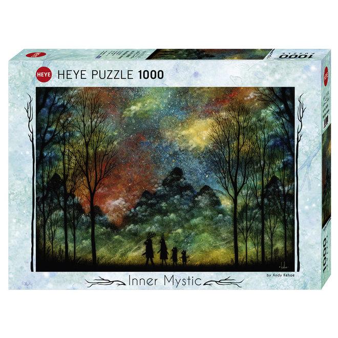 Inner Mystic: Wondrous Journey - 1000 pcs