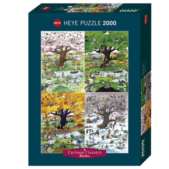 Blachon: 4 Seasons - 2000 pcs