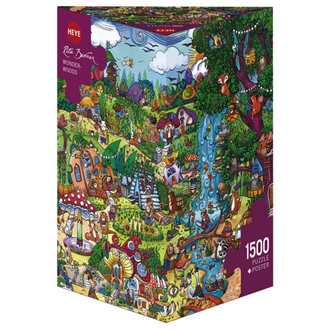 Berman: Wonderwoods - 1500 pcs