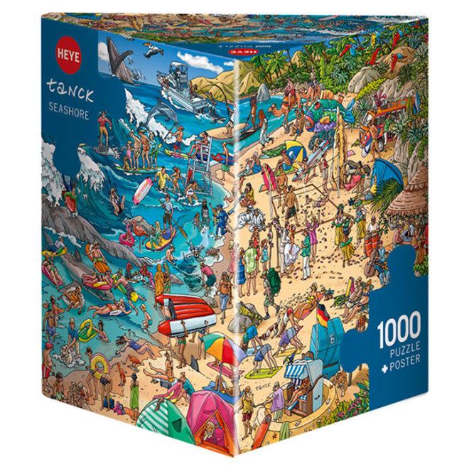 Tanck: Seashore - 1000 pcs