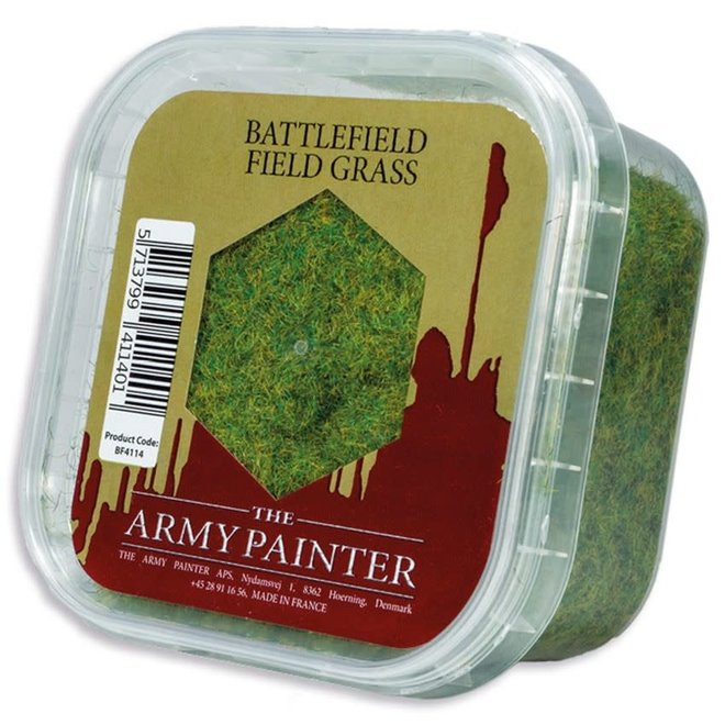 Model Basing - Battlefield Field Grass
