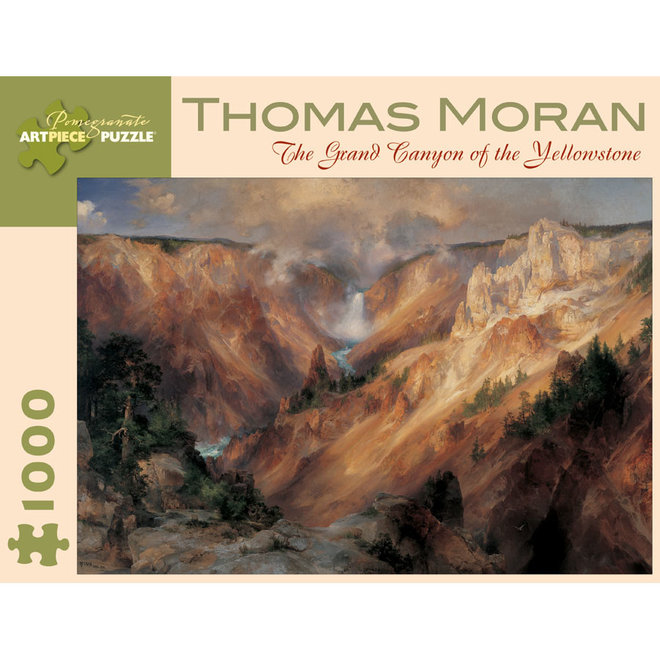Thomas Moran: The Grand Canyon of the Yellowstone - 1000 pcs