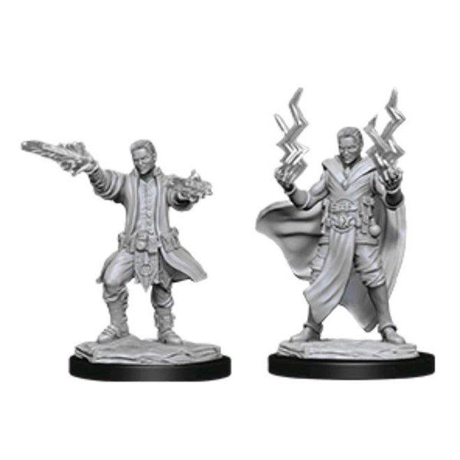 D&D: NMU: Male Human Sorcerer W12