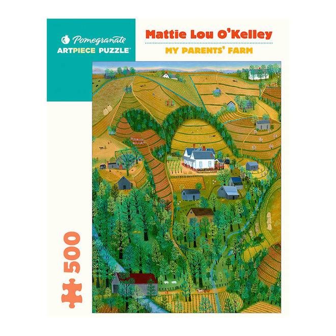 Mattie Lou O'Kelley: My Parents' Farm - 500 pcs