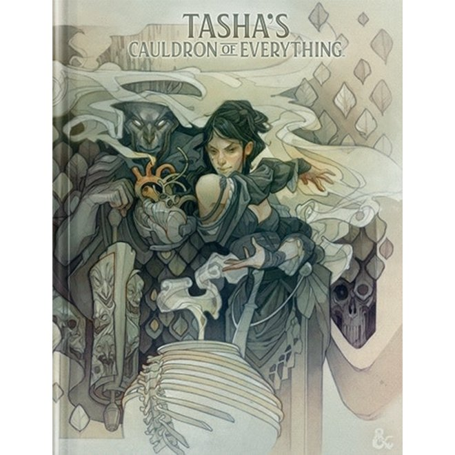 D&D: Tasha's Cauldron of Everything - Alt Cover