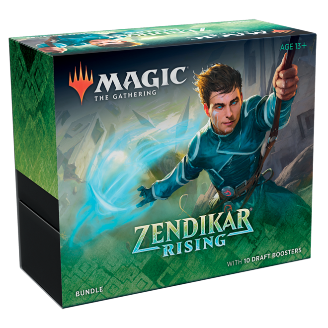 MtG: Zendikar Rising - Bundle
