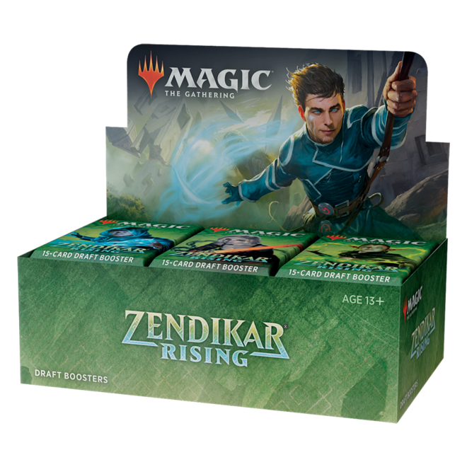 MtG: Zendikar Rising - Draft Booster Box