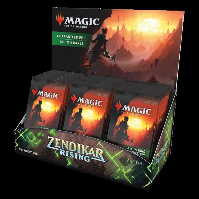 MtG: Zendikar Rising - Set Booster Box