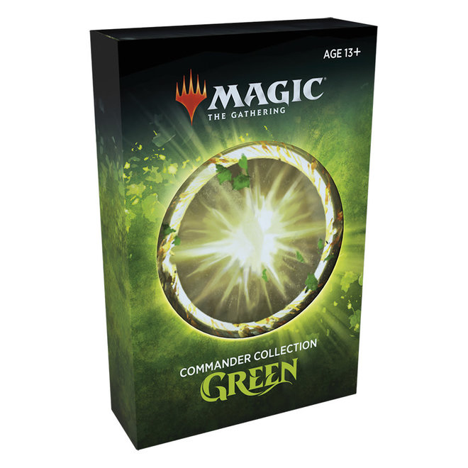 MtG: Commander Collection - Green