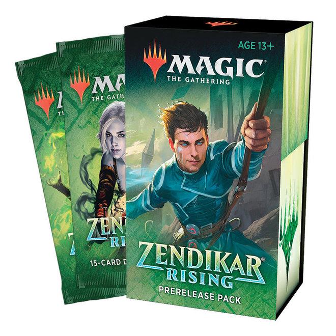 MtG: Zendikar Rising - At-Home Prerelease