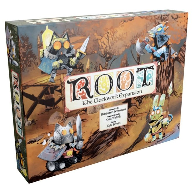 Root: Clockwork