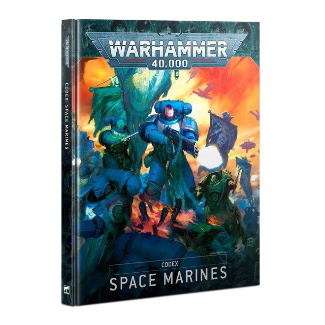 Warhammer 40k: Space Marines - Codex