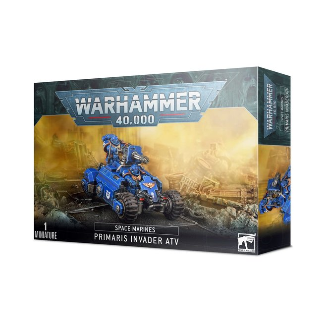 Warhammer 40k: Space Marines Primaris Invader ATV