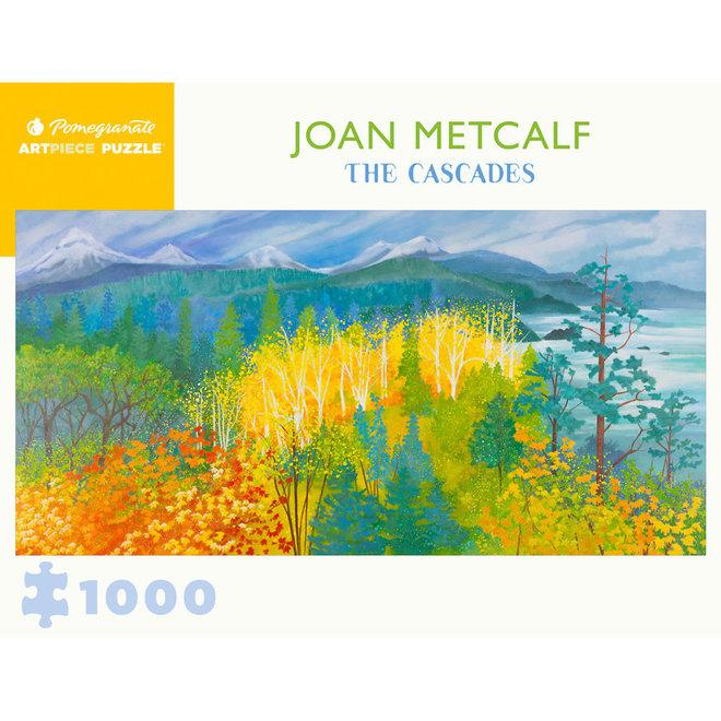 Joan Metcalf: The Cascades - 1000 pcs