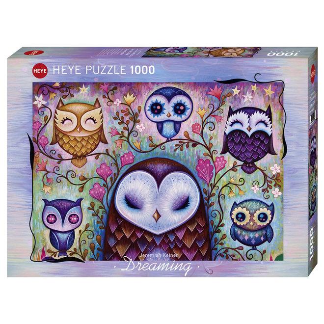 Dreaming: Great Big Owl - 1000 pcs