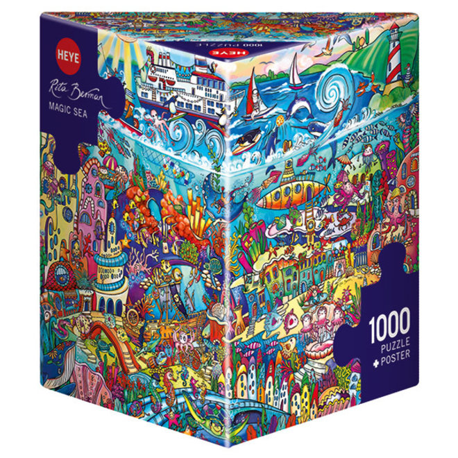 Berman: Magic Sea - 1000 pcs