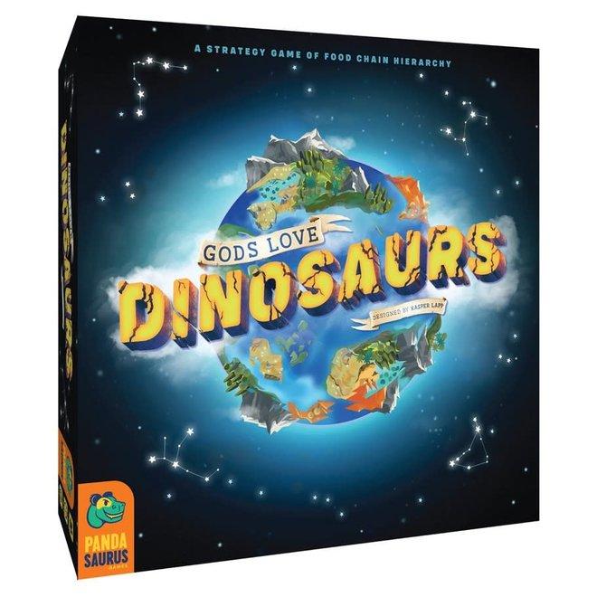 Gods Love Dinosaurs