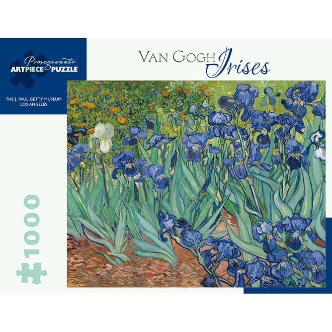 Vincent Van Gogh: Irises - 1000 pcs