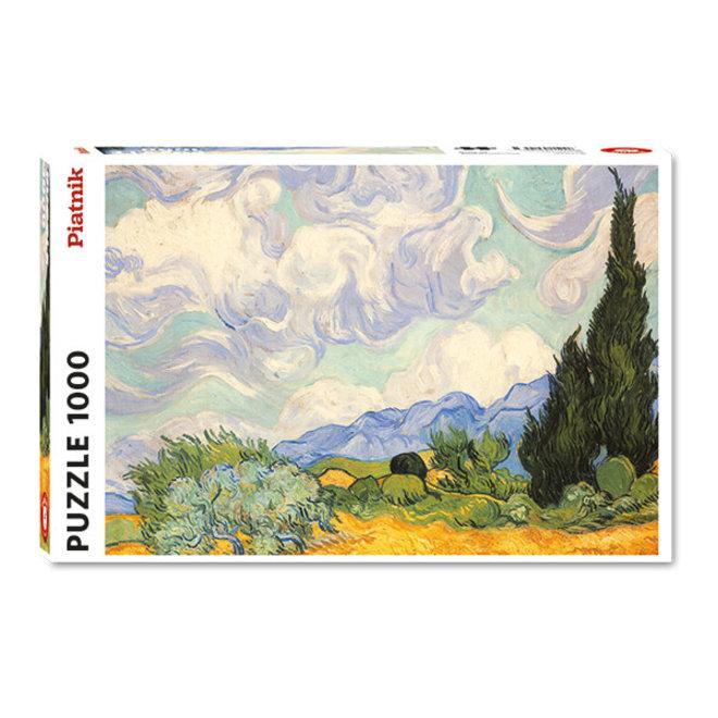 Vincent Van Gogh: Fields - 1000 pcs