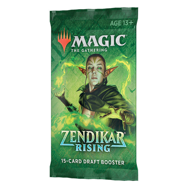 MtG: Zendikar Rising - Draft Booster Pack