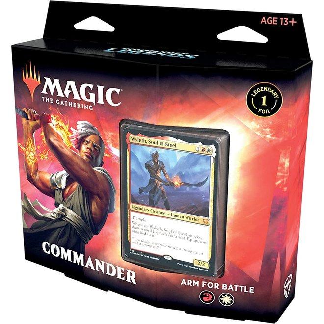 MtG: Commander Legends Commander Deck - Arm for Battle