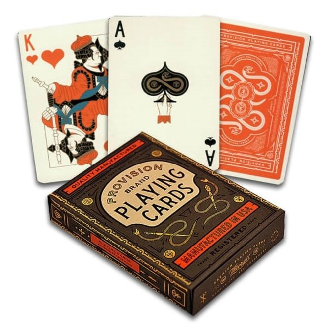 Theory-11 Provision Playing Cards