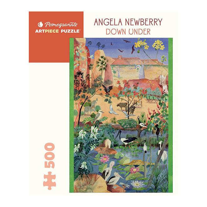 Angela Newberry: Down Under - 500 pcs