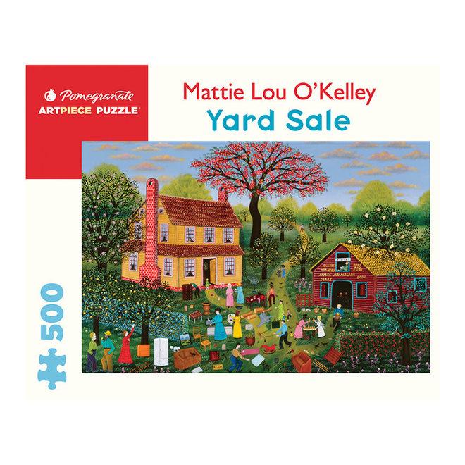 Mattie Lou O'Kelley: Yard Sale - 500 pcs