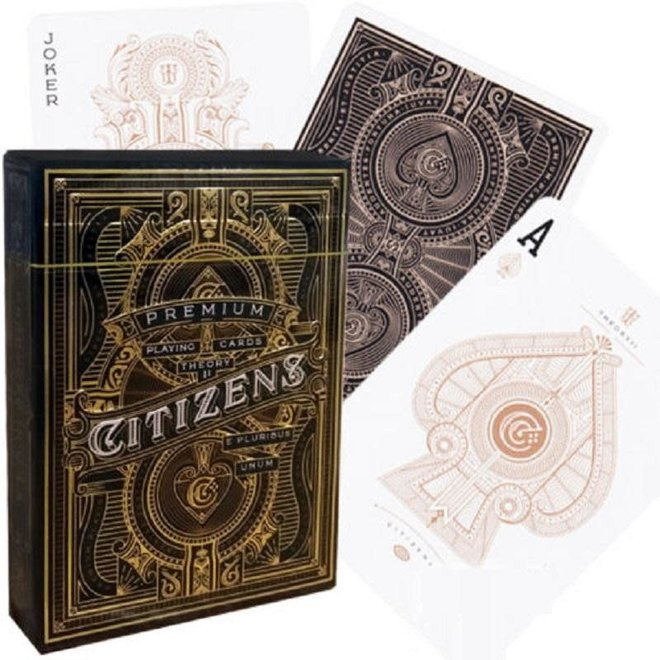 Theory-11 Citizens Playing Cards