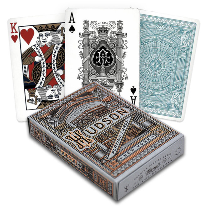 Theory-11 Hudson Playing Cards