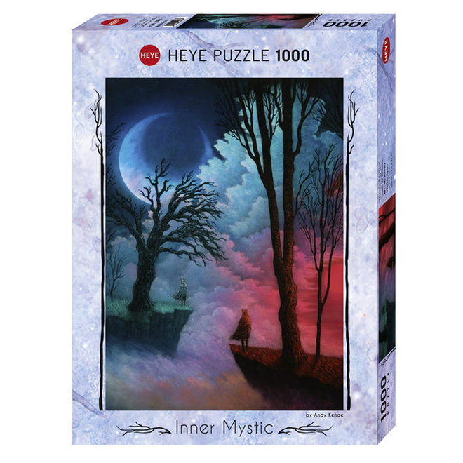 Inner Mystic: Worlds Apart - 1000 pcs