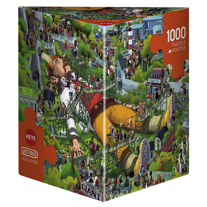 Oesterle: Gulliver - 1000 pcs