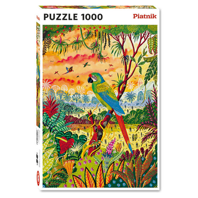 Great Green Macaw - 1000 pcs