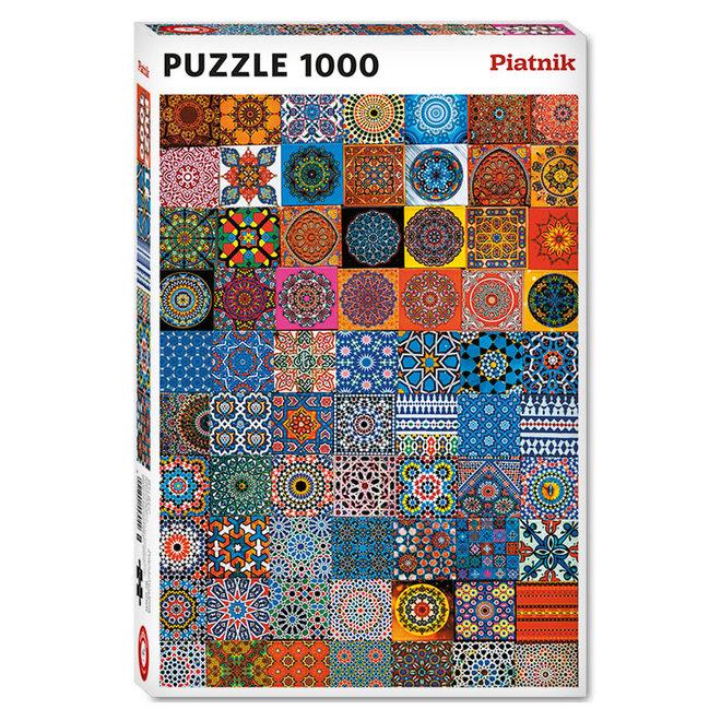 Colorful Fridge Magnets - 1000 pcs