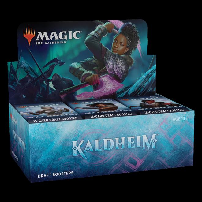 MtG: Kaldheim Draft Booster Box