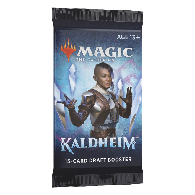 MtG: Kaldheim Draft Booster Pack