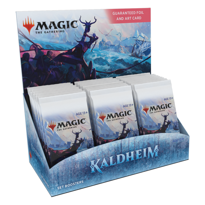 MtG: Kaldheim Set Booster Box