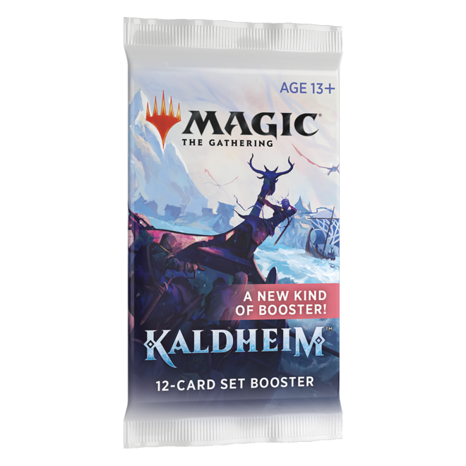 MtG: Kaldheim Set Booster Pack