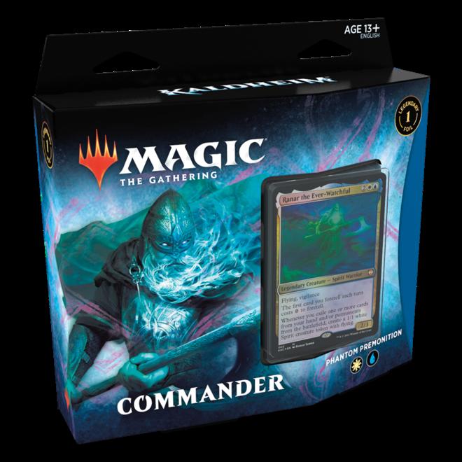 MtG: Kaldheim Commander Deck - Phantom Premonition