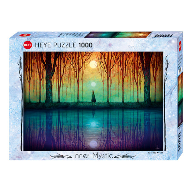 Inner Mystic: New Skies - 1000 pcs