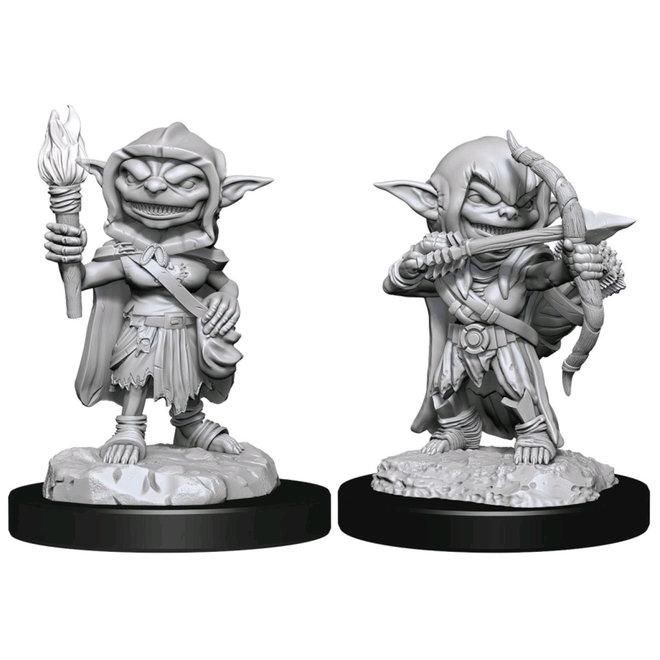 Pathfinder: Goblin Rogue Female