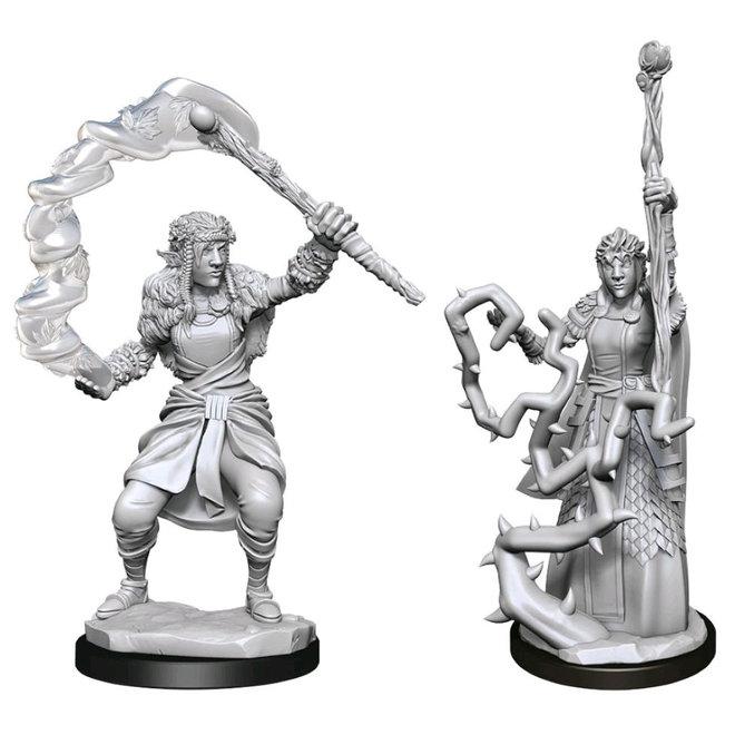 D&D: Firbolg Druid Female